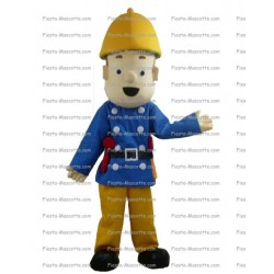 Buy cheap Firefighter character mascot costume.