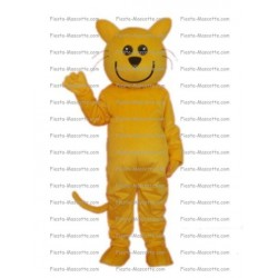 Buy cheap cat mascot costume.