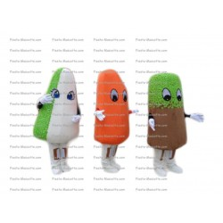 Buy cheap Ice cream mascot costume.