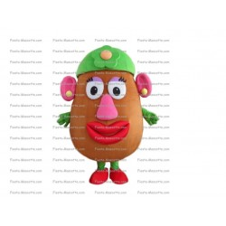 Buy cheap Mr potato mascot costume.
