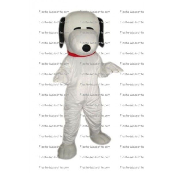 mascotte-chien-Snoopy