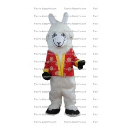 Buy cheap Goat mascot costume.