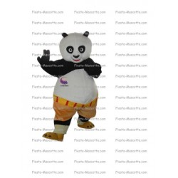 Buy cheap Panda Kung Fu Panda mascot costume.