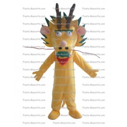 Buy cheap Dragon mascot costume.