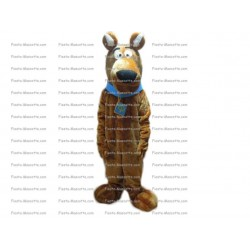 Buy cheap Dog scoubidou mascot costume.