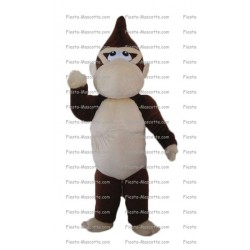 Buy cheap Donky kong monkey mascot costume.