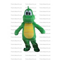 Buy cheap Yoshi dinosaur mascot costume.