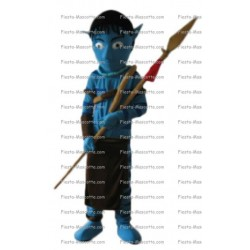 Buy cheap Avatar mascot costume.