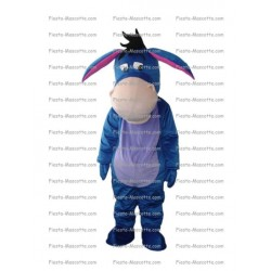 Buy cheap Eeyore donkey mascot costume.
