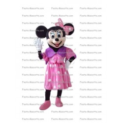 Buy cheap Minnie mascot costume.
