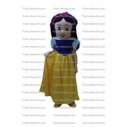 Buy cheap Snow White mascot costume.