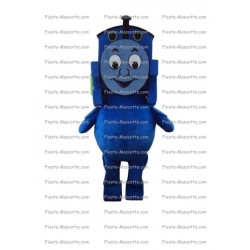 Buy cheap Train mascot costume.
