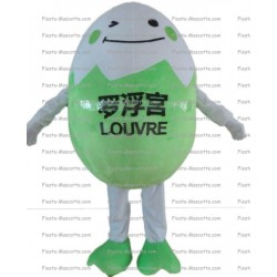 Buy cheap egg mascot costume.