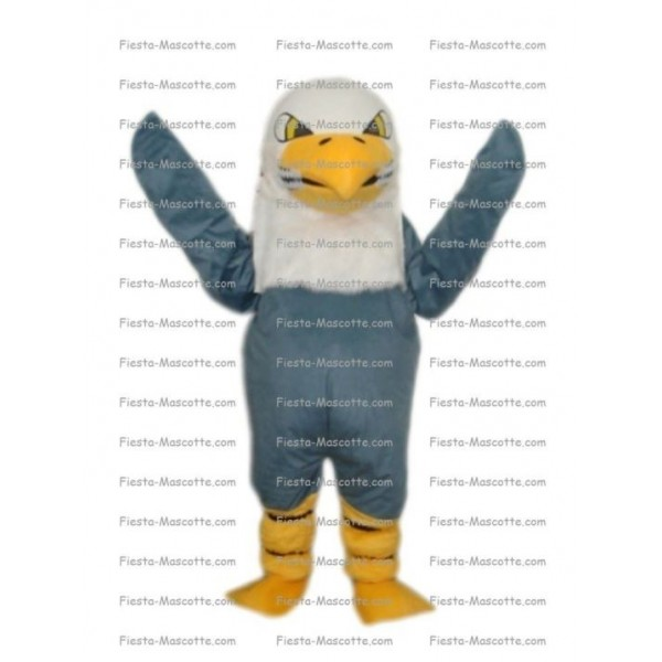 Buy cheap eagle mascot costume.