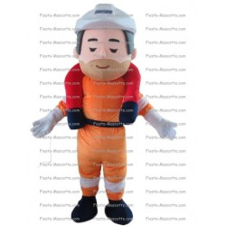 Buy cheap Firefighter mascot costume.