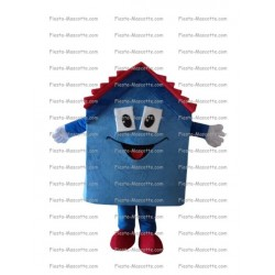 Buy cheap House mascot costume.