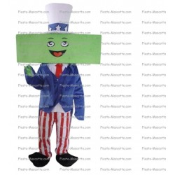 Buy cheap USA mascot costume.