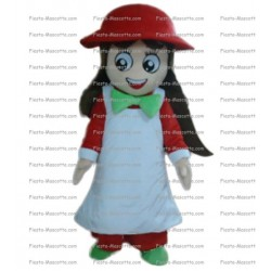 Buy cheap Girl mascot costume.