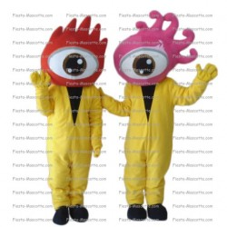 Buy cheap d eye mascot costume.