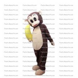 Buy cheap Monkey mascot costume.