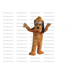 Buy cheap Dog pluto mascot costume.