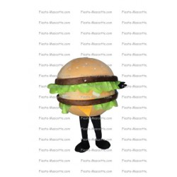 Buy cheap Burger big mac mac Donald mascot costume.