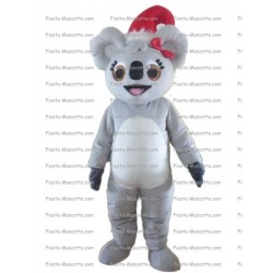 Buy cheap Koala christmas mascot costume.