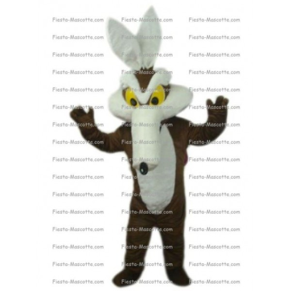 Buy cheap Coyotte mascot costume.