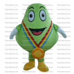 Buy cheap Pear mascot costume.