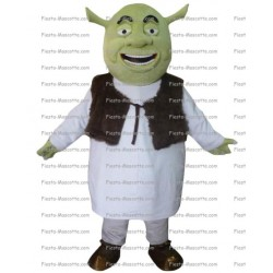 Buy cheap Shrek mascot costume.