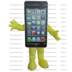 Buy cheap IPhone phone mascot costume.