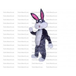 Buy cheap Rabbit bugs bunny mascot costume.