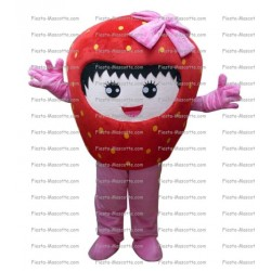 Buy cheap Strawberry mascot costume.