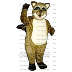 Buy cheap Raccoon mascot costume.