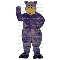 Buy cheap Hippopotamus mascot costume.