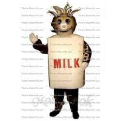 Buy cheap Milk carton mascot costume.