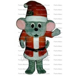 Buy cheap Christmas mouse mascot costume.