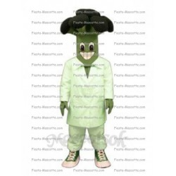 Buy cheap Broccoli mascot costume.