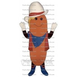 Buy cheap Sausage mascot costume.