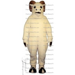 Buy cheap Goat goat mascot costume.