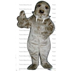 Buy cheap Morse seal mascot costume.