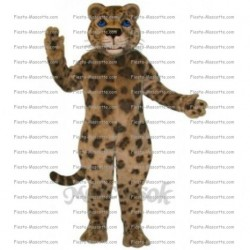 Buy cheap Lynx mascot costume.