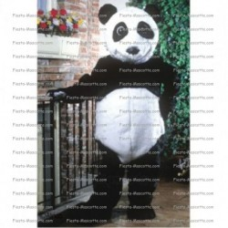Buy cheap Panda mascot costume.