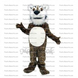 Buy cheap Leopard mascot costume.