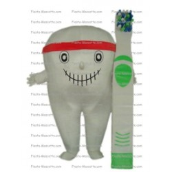Buy cheap Tooth mascot costume.