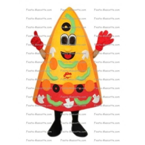 Buy cheap Pizza mascot costume.