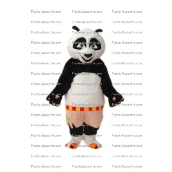 Buy cheap Kung Fu Panda mascot costume.