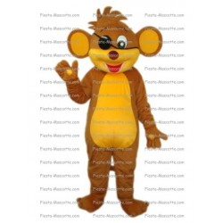 Buy cheap Pirate Monkey mascot costume.