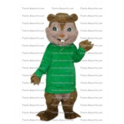 Buy cheap Squirrel Chipmunks mascot costume.