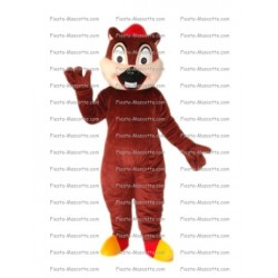 Buy cheap Squirrel Tic Tac mascot costume.